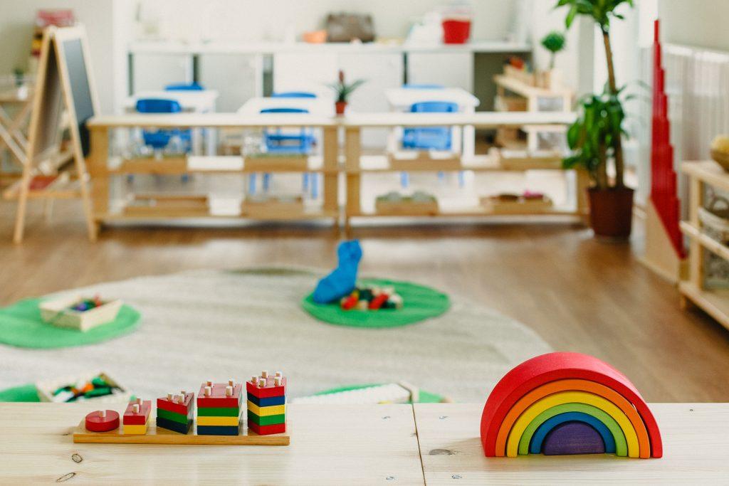 Un ambiente Montessori en casa