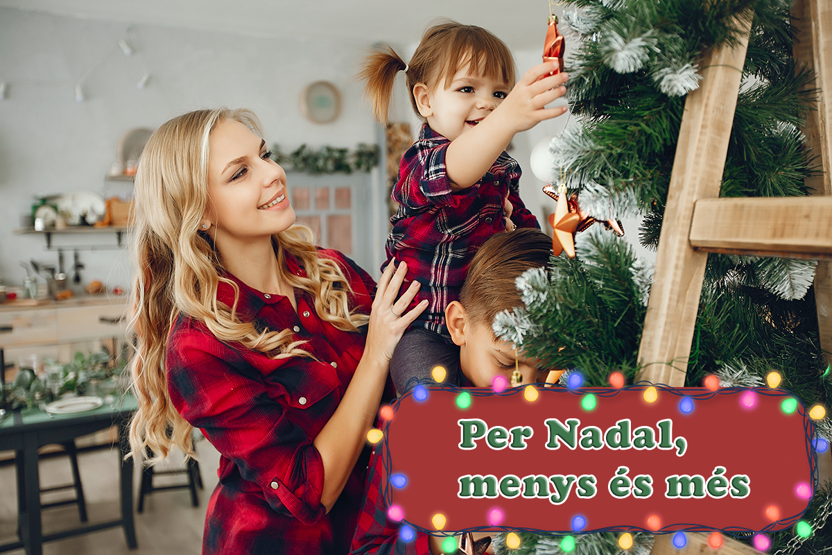 Per nadal, menys és més. Per un consum responsable
