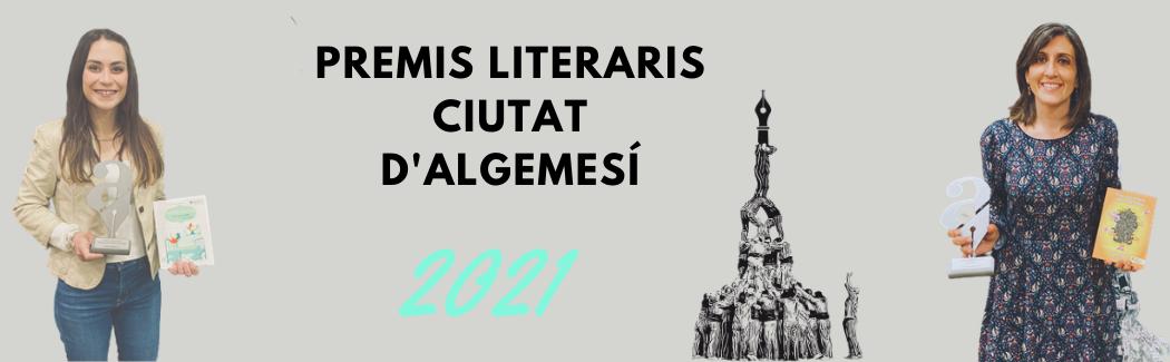 Premis Literaris Algemesi 2021