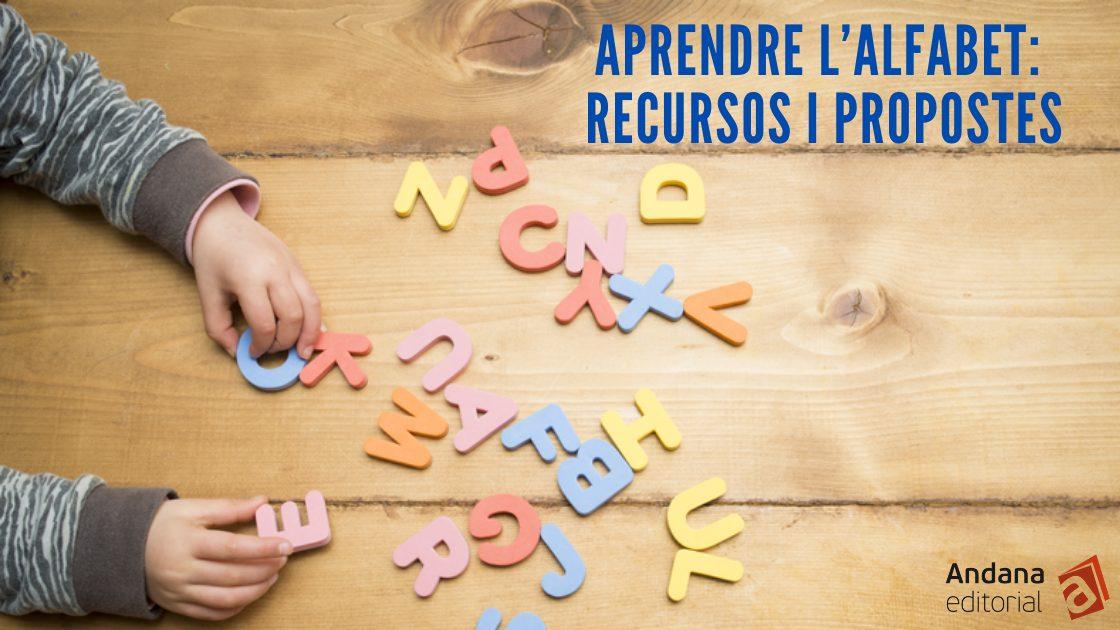 Aprendre l'alfabet