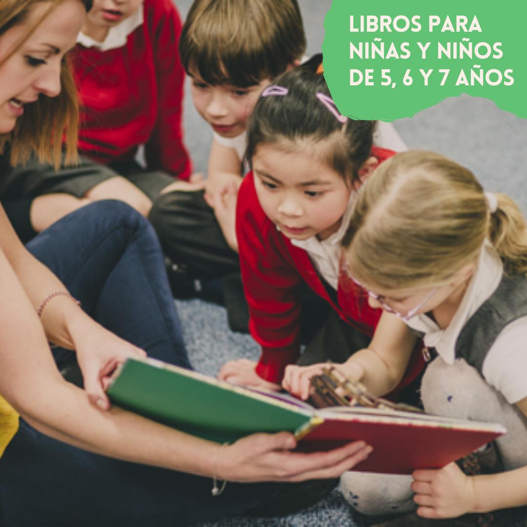 Libros para niños de 5 6 7 años