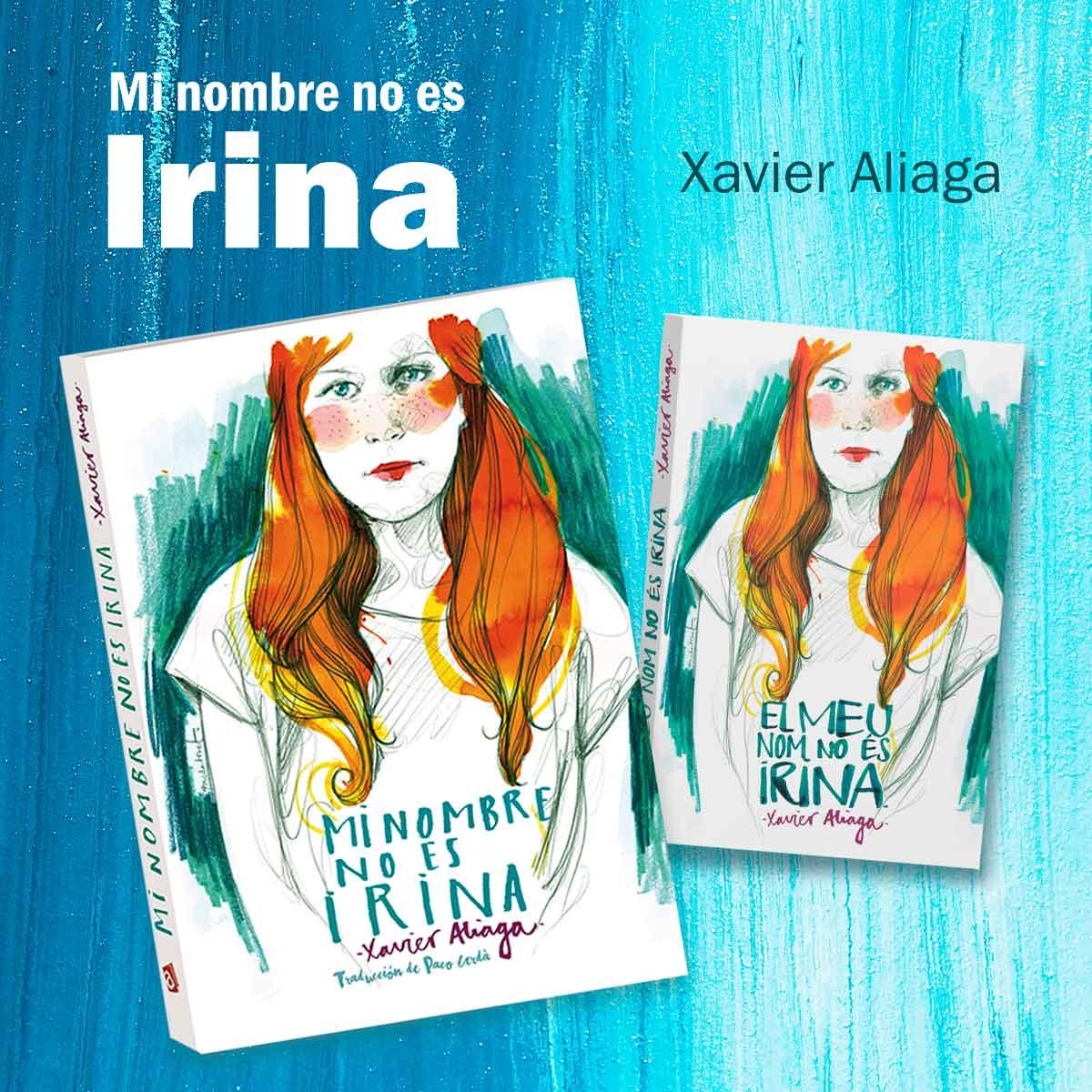 Mi nombre noes Irina