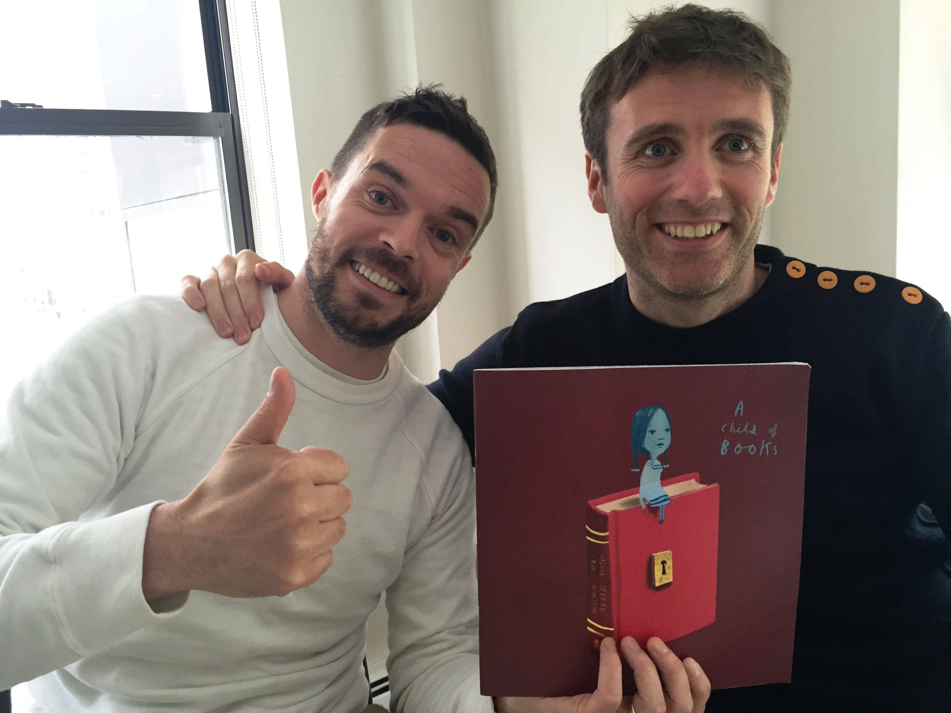 Oliver Jeffers i Sam Winston